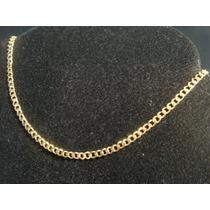 Corrente Masculina Ouro 18k Elo Grumet 20g 60cm Maciça 0048