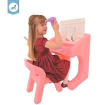 Brinquedo Infantil Playgrounds Penteadeira Com Cadeirinha