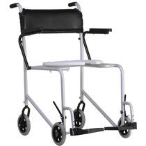 Cadeira De Rodas Standard Banho Super Obeso 130 Kg - Ortomix