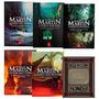 Coleção As Crônicas De Gelo E Fogo + Livro Game Of Thrones