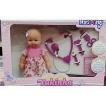 Boneca Yukinha Dodoi 1050 Nova Toys C/1 Unidade.