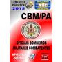 Apostila Corpo Bombeiro Pa Cbm Pa Oficiais Bombeiros 2015