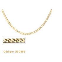 Cordao Groumet Diamantado Rommanel Ref. 530885