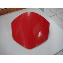 Carenagem Frontal Vermelha Crz 150 Original Kasinski