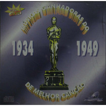 Musicas Ganhadoras Do Oscar De Melhor Canção Cd 1934 A 1949