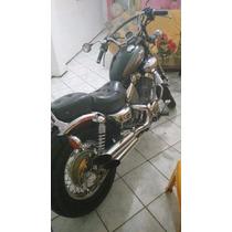 Linda Moto Yamaha Virago Xv 535