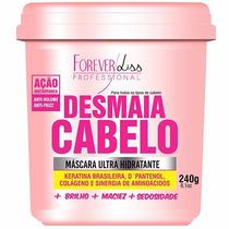 Forever Liss - Desmaia Cabelo Máscara Hidratante 240g