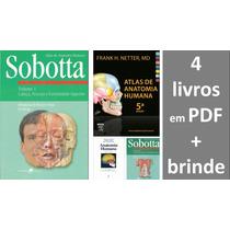 Atlas De Anatomia Humana Sobotta 1 E 2 + Yokochi Quinta 5 Ed