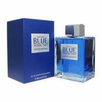 Perfume Antonio Banderas Blue Seduction 200ml Edt Masculino
