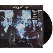 Lp Vinil Metallica Garage Inc. Triplo Novo Lacrado