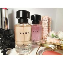 Perfume Feminino Zara Woman Rose & Black Igual Dior J´adore