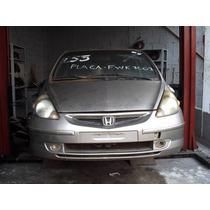 Sucata Honda Fit P/ Retirada Peças Consulte Motor 1.5 Cambio