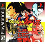 Dragon Ball Z 3 Em 1 Ps1 Patch