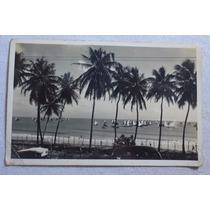 Cartão Postal Fortaleza Praia Beira Mar Ceará
