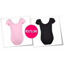 Kit Roupa Ballet Infantil, 02 Collant
