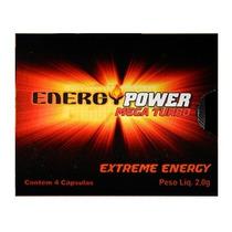 Energy Power Mega Turbo - Estimulante Sexual