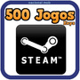 500 Steam Keys Pc Jogos Pack Games Incrível Oferta Euro