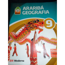 Projeto Araribá Geografia 9º Ano - 3ª Edição