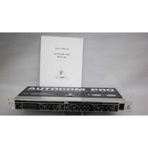 Autocom Pro ( Compressor ) Mdx 1400 Behringer