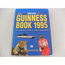 Guinnes Book- O Livro Dos Recordes- 1995 Vários Frete Grátis