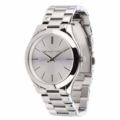 04cf0dc0c90 Relógio Michael Kors Mk3178 Slim Original Feminino Com Caixa
