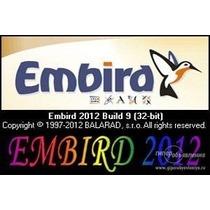 Embird 2012 Frete Grátis Via Download