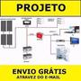 3projeto Gerador Eolico 1000w 3000w E Ventilador De Teto
