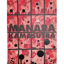 Livro Milo Manara Kama Sutra - Com Capa Dura