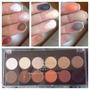 Paleta De Sombras Bitarra Beauty Pronta Entrega