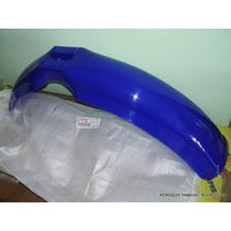 Dt 200 Paralama Dianteiro Dt 200r Azul Original Yamaha 0km