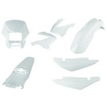 Carenagem Kit Completo Bros150 Branco 2003/2004 E 2007