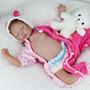 Bebê Reborn Pronta Entrega (feita À Mão) Com Enxoval Boneca