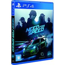 Need For Speed Ps4 Lacrado Legendado