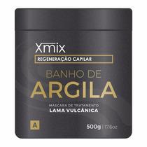 Felps Xmix Máscara Capilar Banho De Argila 500g