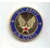 B3629 Moeda Americana Us Army Air Corp B-29 Laqueada A Ouro