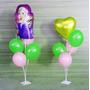 3 Suporte Para Balões,15 Varetas Para Bexigas Que Imitam Gás
