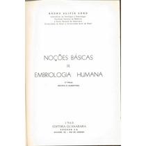 Noções Básicas Embriologia Humana Bruno Alipio- Frete Grátis