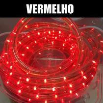 Mangueira P/ Natal De Led Brilho Luminosa 8 Funções 10mts A4