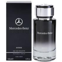 Mercedes Benz Intense Edt - Perfume Masculino - 120ml