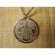 Medalha Xaxará De Omolu, Obaluaê, Xapanã, Pingente Orixás