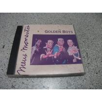Cd - Golden Boys Meus Momentos