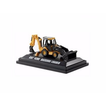 Mini Cat Retroescavadeira 420e Backhoe Escala Mini Norscot