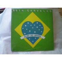 Lp Disco Vinil Beth Carvalho Alma Do Brasil 1988