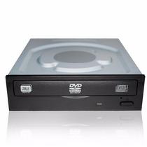 Leitor De Cd E Dvd-rw P Desktop Pc Sata Preto Multi Records