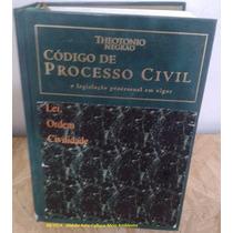 Livro Código Processo Civil E Legislação Processual Em Vigor