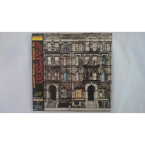 Led Zeppelin - Physical Graffiti Mini Lp Japonês