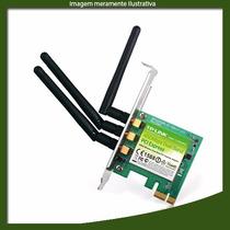 Adaptador Wireless Pci-express X1 Tp-link 450mbps Dual Band