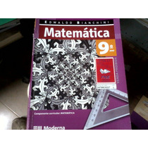 Livro: Matematica 9°ano - Edwaldo Bianchini
