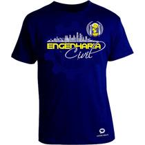 Camisa Universitária - Engenharia Civil