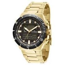 Relógio Technos Anadigi 0527ab/4p - Garantia E Nf